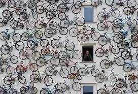 la ciclabilita della citta